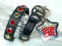 luxury rhinestone collars