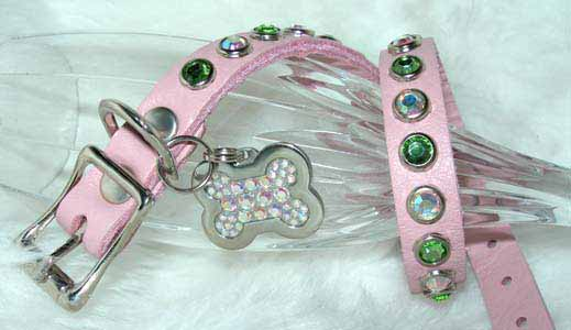 Swarovski sale collars tags