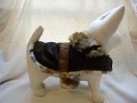 exotic fur dog coats