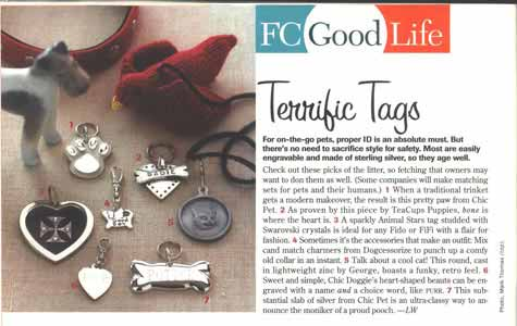 family circle terrific tags
