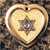 star of david tags