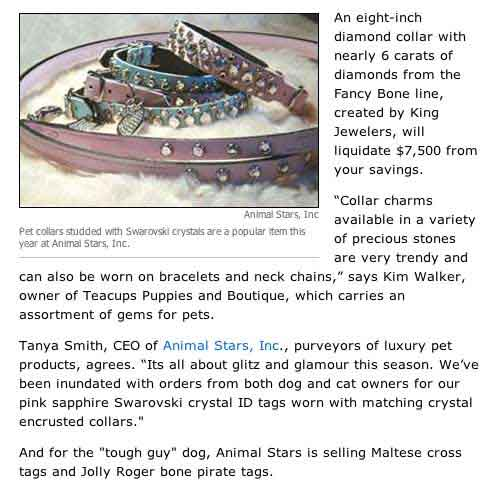 MSNBC animalstars tags collars article