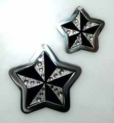 nautical star pet tags