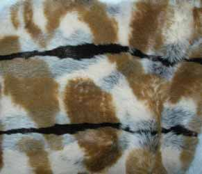 faux fur dog clothing