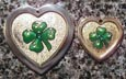 shamrock pet tags
