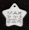 SWAROVSKI COLLARS CRYSTAL dog pet collars rhinestone ID TAGS,designer tags,bells,luxury dog clothing for Animal Stars
