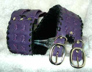 tuscan greyhound sighthound leather collars