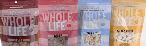 whole life dog cat treats