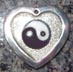yin yang pet id tags